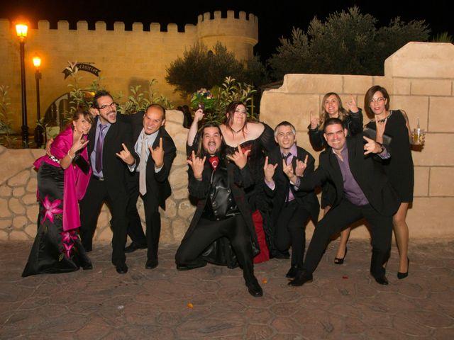 La boda de Javier y Ainhoa en Pedrola, Zaragoza 22