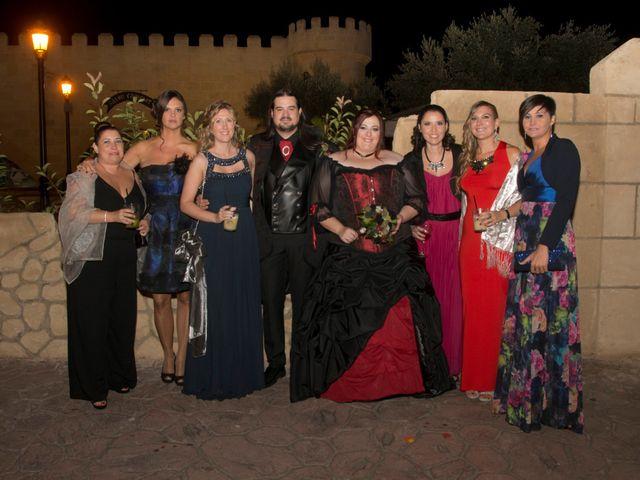 La boda de Javier y Ainhoa en Pedrola, Zaragoza 23