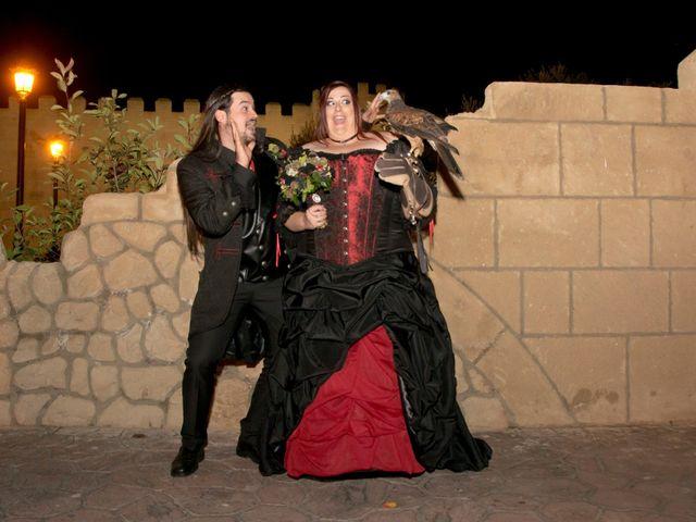 La boda de Javier y Ainhoa en Pedrola, Zaragoza 24