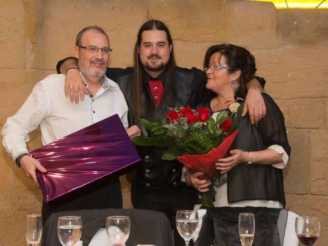 La boda de Javier y Ainhoa en Pedrola, Zaragoza 28