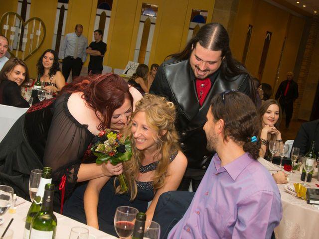 La boda de Javier y Ainhoa en Pedrola, Zaragoza 32