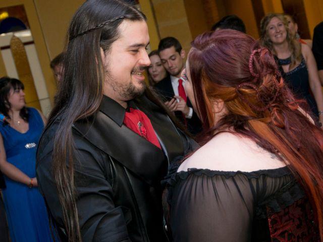 La boda de Javier y Ainhoa en Pedrola, Zaragoza 33