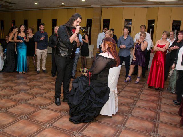 La boda de Javier y Ainhoa en Pedrola, Zaragoza 37