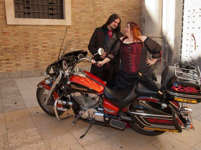 La boda de Javier y Ainhoa en Pedrola, Zaragoza 39