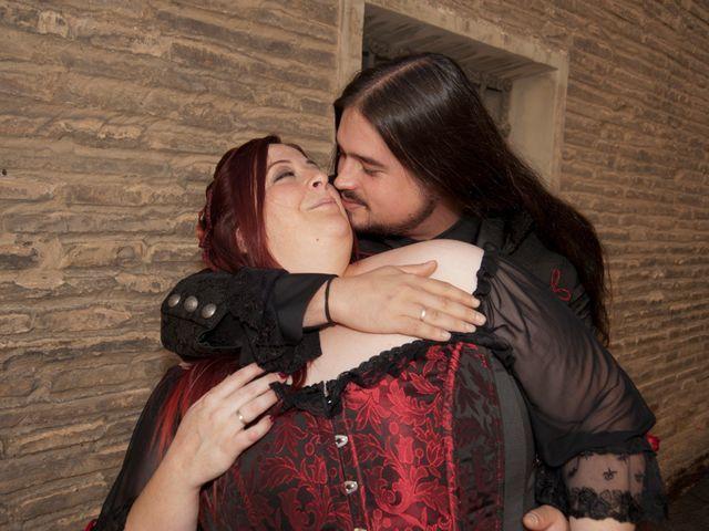 La boda de Javier y Ainhoa en Pedrola, Zaragoza 40