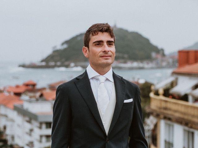 La boda de Francesco y Amaya en Donostia-San Sebastián, Guipúzcoa 15