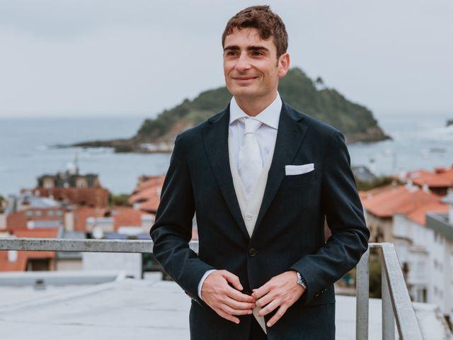 La boda de Francesco y Amaya en Donostia-San Sebastián, Guipúzcoa 16