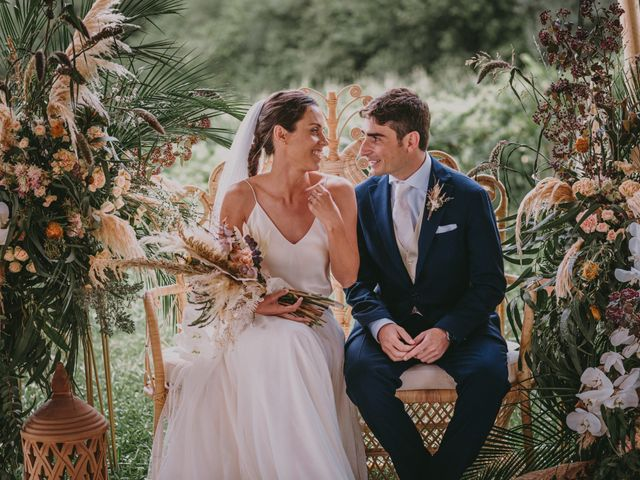 La boda de Francesco y Amaya en Donostia-San Sebastián, Guipúzcoa 23