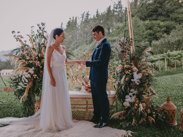 La boda de Francesco y Amaya en Donostia-San Sebastián, Guipúzcoa 31