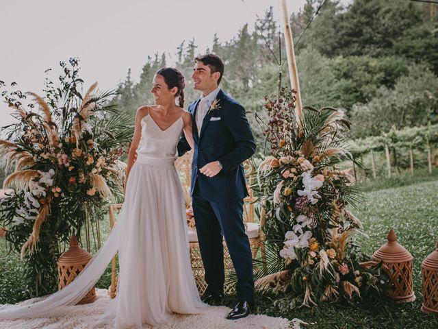 La boda de Francesco y Amaya en Donostia-San Sebastián, Guipúzcoa 34