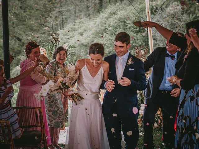 La boda de Francesco y Amaya en Donostia-San Sebastián, Guipúzcoa 35