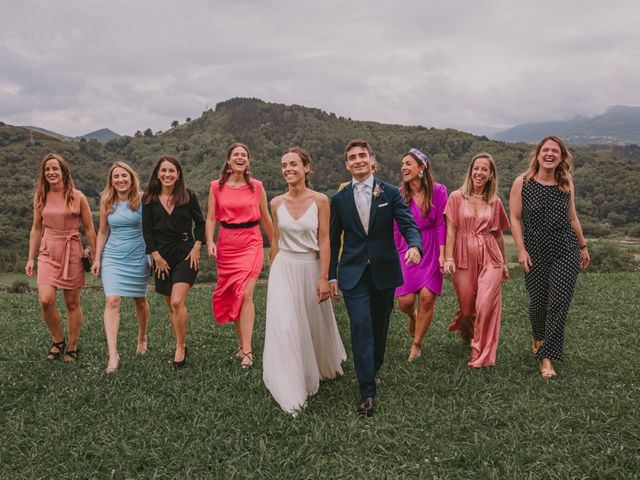 La boda de Francesco y Amaya en Donostia-San Sebastián, Guipúzcoa 47