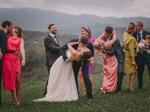 La boda de Francesco y Amaya en Donostia-San Sebastián, Guipúzcoa 48