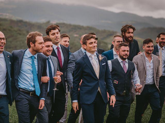 La boda de Francesco y Amaya en Donostia-San Sebastián, Guipúzcoa 50