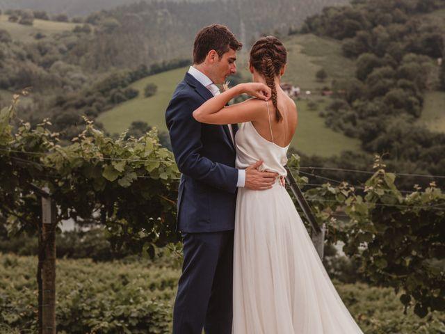 La boda de Francesco y Amaya en Donostia-San Sebastián, Guipúzcoa 53