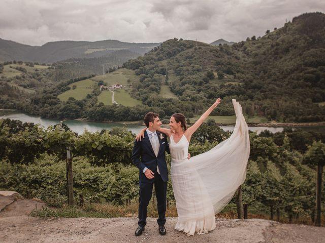 La boda de Francesco y Amaya en Donostia-San Sebastián, Guipúzcoa 54