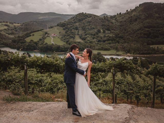 La boda de Francesco y Amaya en Donostia-San Sebastián, Guipúzcoa 55