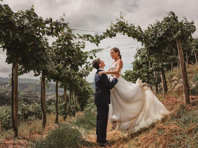 La boda de Francesco y Amaya en Donostia-San Sebastián, Guipúzcoa 1