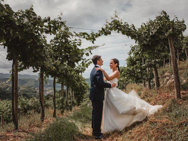 La boda de Francesco y Amaya en Donostia-San Sebastián, Guipúzcoa 60