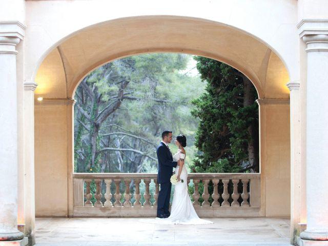 La boda de Mireia y Carlos