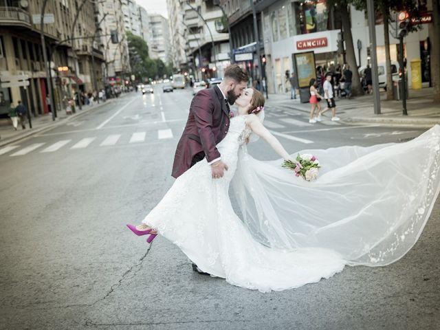 La boda de Javier y Carmen en Murcia, Murcia 1