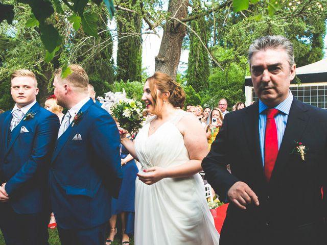 La boda de Stefan y Rian en Madrid, Madrid 9