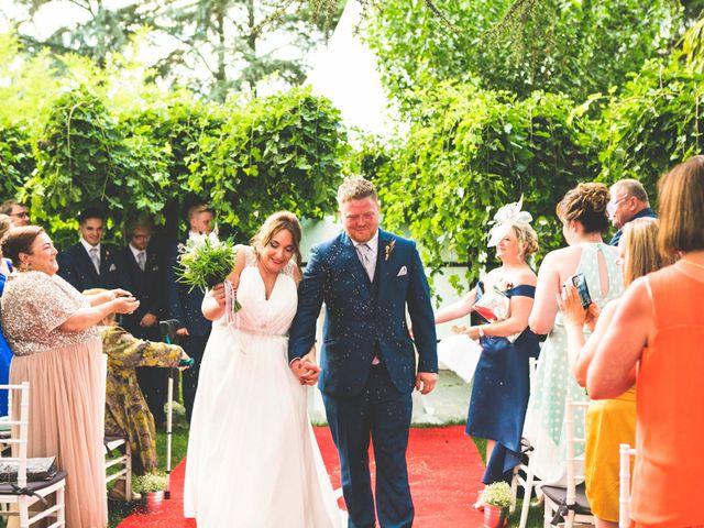 La boda de Stefan y Rian en Madrid, Madrid 20