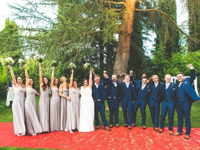 La boda de Stefan y Rian en Madrid, Madrid 24