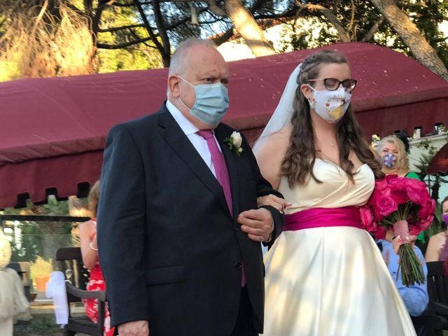 La boda de Cristian y María del Mar en Sant Boi De Llobregat, Barcelona 3