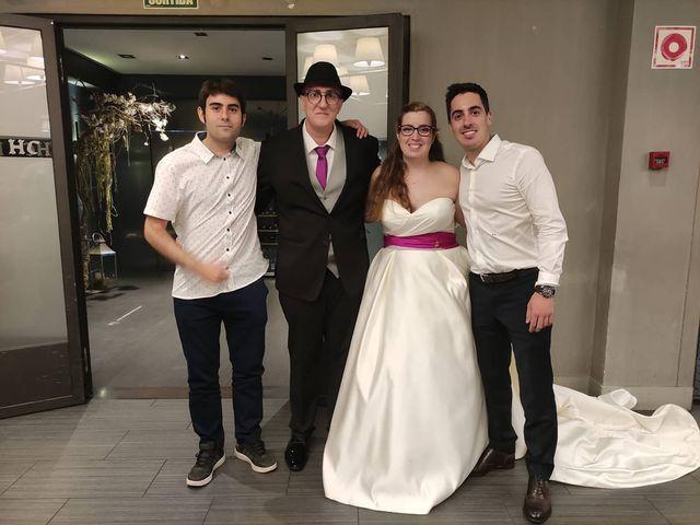 La boda de Cristian y María del Mar en Sant Boi De Llobregat, Barcelona 4