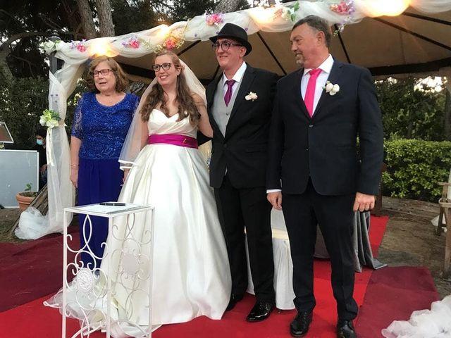 La boda de Cristian y María del Mar en Sant Boi De Llobregat, Barcelona 5