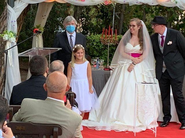 La boda de Cristian y María del Mar en Sant Boi De Llobregat, Barcelona 11