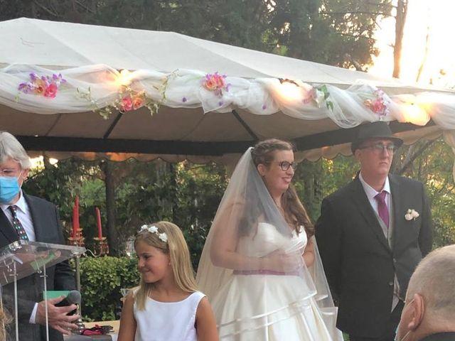 La boda de Cristian y María del Mar en Sant Boi De Llobregat, Barcelona 15