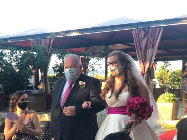 La boda de Cristian y María del Mar en Sant Boi De Llobregat, Barcelona 16
