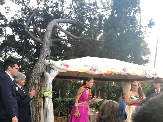 La boda de Cristian y María del Mar en Sant Boi De Llobregat, Barcelona 18