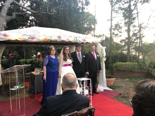 La boda de Cristian y María del Mar en Sant Boi De Llobregat, Barcelona 19