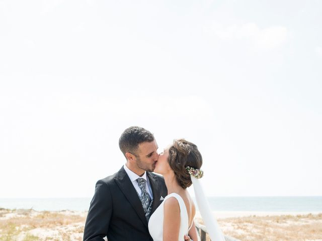 La boda de Antonio y María José en Barbate, Cádiz 10