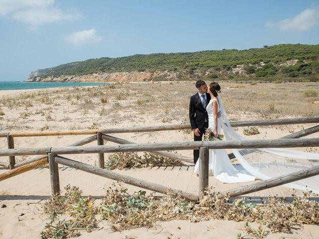 La boda de Antonio y María José en Barbate, Cádiz 13