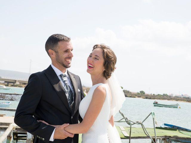La boda de Antonio y María José en Barbate, Cádiz 14