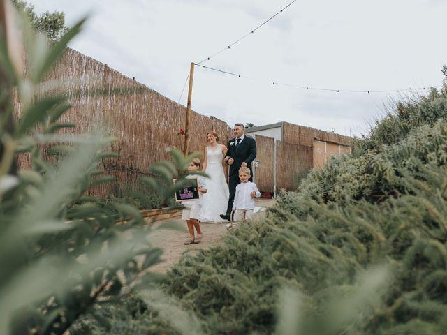 La boda de Àngel y Esther en Subirats, Barcelona 35
