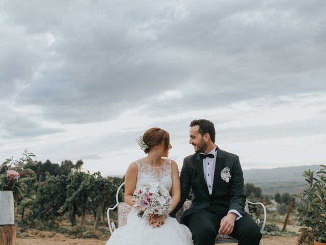 La boda de Àngel y Esther en Subirats, Barcelona 40