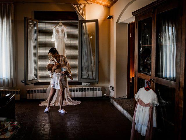 La boda de Yaiza y Luis en Bellpuig, Lleida 7