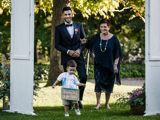 La boda de Yaiza y Luis en Bellpuig, Lleida 20