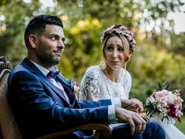 La boda de Yaiza y Luis en Bellpuig, Lleida 28