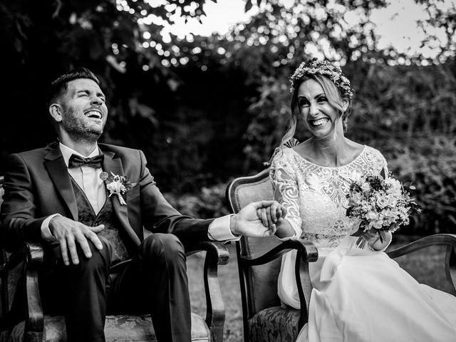 La boda de Yaiza y Luis en Bellpuig, Lleida 29