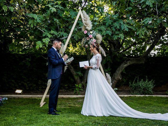 La boda de Yaiza y Luis en Bellpuig, Lleida 30