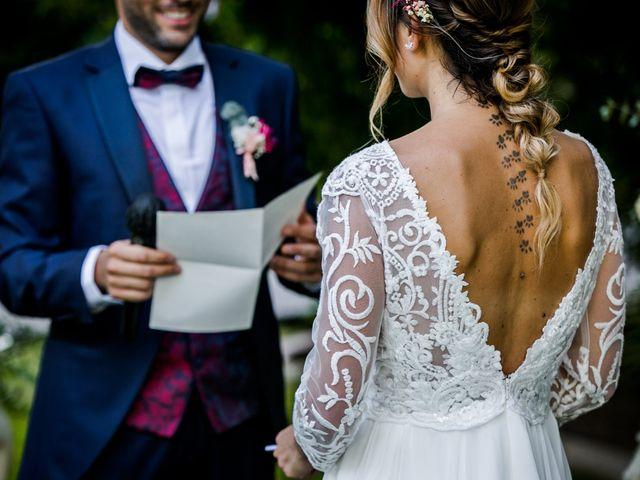 La boda de Yaiza y Luis en Bellpuig, Lleida 31