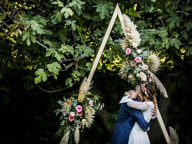 La boda de Yaiza y Luis en Bellpuig, Lleida 33