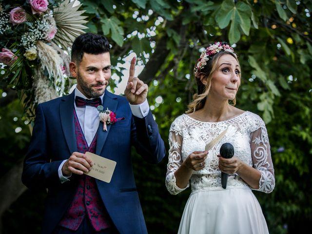 La boda de Yaiza y Luis en Bellpuig, Lleida 34