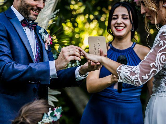 La boda de Yaiza y Luis en Bellpuig, Lleida 36
